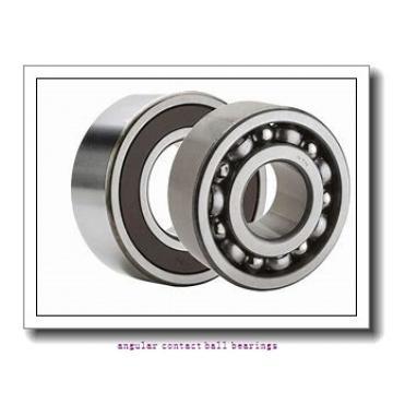 0.984 Inch   25 Millimeter x 2.047 Inch   52 Millimeter x 0.591 Inch   15 Millimeter  INA 7205-B-E-2RS  Angular Contact Ball Bearings