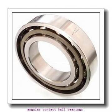 0.669 Inch | 17 Millimeter x 1.575 Inch | 40 Millimeter x 0.689 Inch | 17.5 Millimeter  PT INTERNATIONAL 3203-2RS Angular Contact Ball Bearings