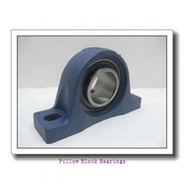 3.5 Inch | 88.9 Millimeter x 3.75 Inch | 95.25 Millimeter x 4.5 Inch | 114.3 Millimeter  QM INDUSTRIES QVPH20V308SEB  Pillow Block Bearings