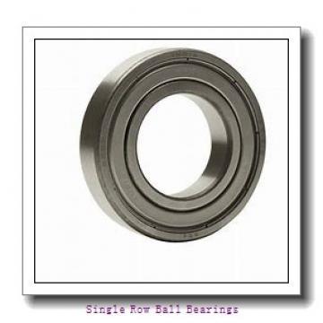 25 mm x 52 mm x 15,24 mm  TIMKEN 205KL  Single Row Ball Bearings