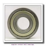 5.5 Inch | 139.7 Millimeter x 6.5 Inch | 165.1 Millimeter x 0.5 Inch | 12.7 Millimeter  INA CSED055-2SO  Angular Contact Ball Bearings